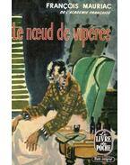 Le noeud de vipères - Francois Mauriac