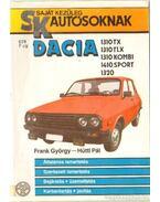 Dacia 1310 TX, 1310 TLX, 1310 Kombi, 1410 Sport, 1320 - Frank György, Hüttl Pál