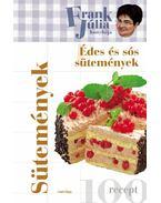 Édes és sós sütemények - Frank Júlia
