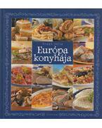 Európa konyhája - Frank Júlia
