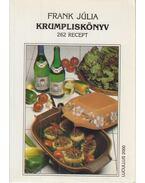 Krumpliskönyv - Frank Júlia