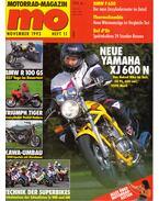 Motorrad-Magazin 1993 November - Franz Josef Schermer