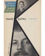 Letter to His Father / Brief an den Vater - Franz Kafka