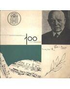 Franz Lehár (1870-1970)
