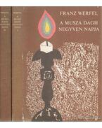 A Musza Dagh negyven napja I-II. - Franz Werfel