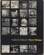 Town Design - Frederick Gibberd