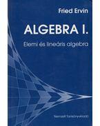 Algebra I. - Fried Ervin