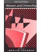 Women and Citizenship - FRIEDMAN, MARILYN (editor)