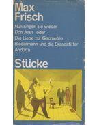 Stücke - Frisch, Max