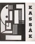 Kassák Lajos emlékkiállítása - Fritz Jenő, Kassák Lajos