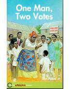 One Man, Two Votes - Hodder African Readers - FULANI, DAN