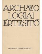 Archaeologiai értesítő 1972/2. - Fülep Ferenc