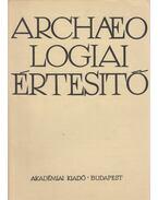 Archaeologiai értesítő 1975/1 - Fülep Ferenc