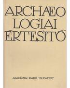 Archaeologiai értesítő 1975/2 - Fülep Ferenc