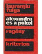 Alexandra és a pokol - Fulga, Laurentiu