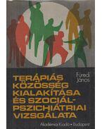 Terápiás közösség kialakítása és szociálpszichiátriai vizsgálata - Füredi János