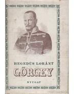 Görgey - Hegedüs Loránt
