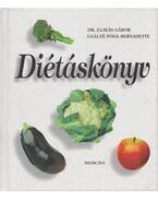Diétáskönyv - Gaálné Póda Bernadette, Dr. Zajkás Gábor