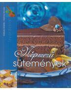 Népszerű sütemények - Gabula András, Halmos Monika