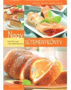 Nagy süteménykönyv - Gabula András, Halmos Monika, Korpádi Péter, Patyi Árpád