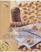 Népszerű sütemények 2. - Gabula András, Halmos Monika