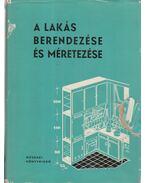 A lakás berendezése és méretezése - Gádoros Lajos