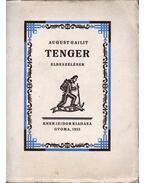 Tenger - Gailit, August