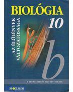 Biológia 10. - Gál Béla