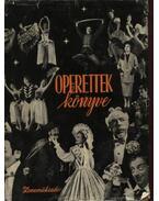 Operettek könyve - Gál György Sándor, Somogyi Vilmos