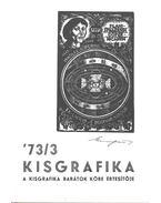 Kisgrafika 73/3 - Galambos Ferenc