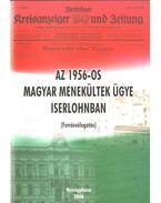 Az 1956-os magyar menekültek ügye Iserlohnban - Galambos Sándor
