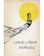 Nyárvég - Garai Gábor