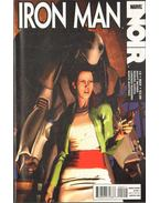Iron Man Noir No. 2 - Garcia, Manuel, Snyder, Scott