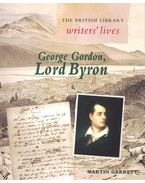 George Gordon, Lord Byron - GARRETT, MARTIN