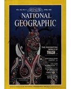 National Geographic 1983 April - Garrett, Wilbur E.