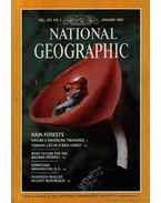 National Geographic 1983 January - Garrett, Wilbur E.