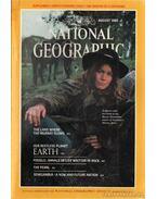 National geographic 1985 August - Garrett, Wilbur E.
