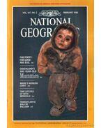 National geographic 1985 February - Garrett, Wilbur E.