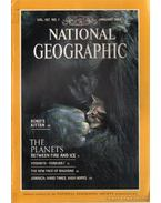 National geographic 1985 January - Garrett, Wilbur E.