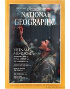 National Geographic 1985 May - Garrett, Wilbur E.