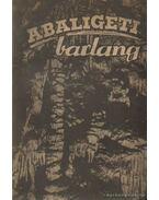 Abaligeti barlang - Gebhardt Antal