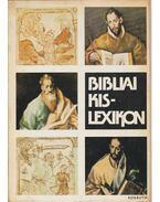 Bibliai kislexikon - Gecse Gusztáv, Horváth Henrik