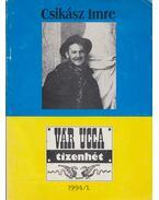 Vár Ucca tizenhét 1994/1. - Géczi János