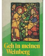 Geh in meinen Weinberg Jahrbuch 1979