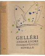 Gelléri Andor Endre összegyűjtött novellái II. - Gelléri Andor Endre