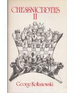 Chessnicdotes II. - George Koltanowski