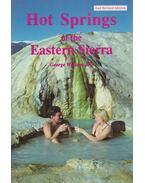 Hot Springs of the Eastern Sierra - George Williams