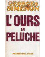 L'ours en peluche - Georges Simenon