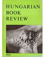 Hungarian Book Review Vol. XIV. No. 2 - Gera György