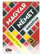 Német-magyar - magyar-német kisszótár - Gerencsér Ferenc